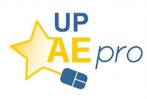 Logo för projektet UP-AEPRO